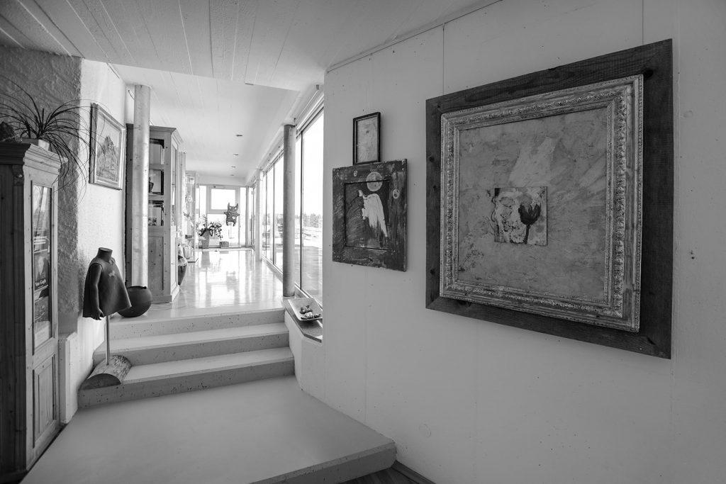 Bild der Innenansicht der Galerie Königsberg