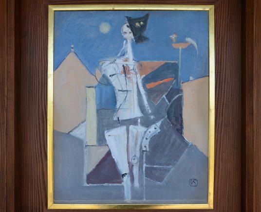 Werk ohne Namen von Hans Keplinger